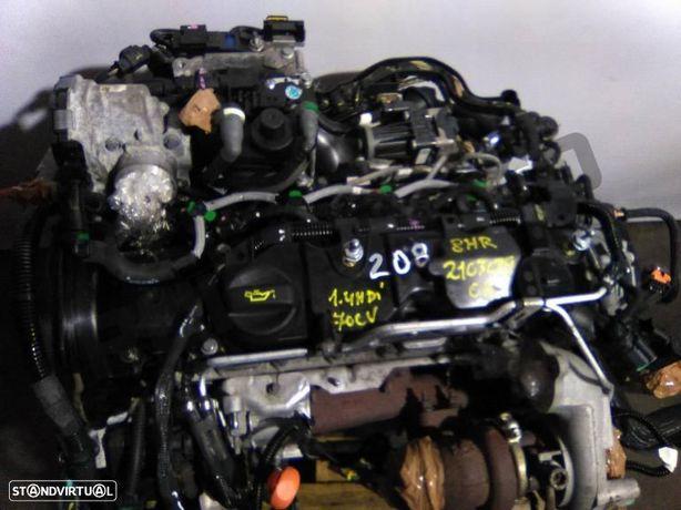 Motor 8hr Peugeot 208 (ca_, Cc_) 1.4 Hdi