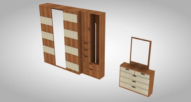 Меблі на замовлення Шафа купе Гардероб Кухня Власне виробництво
