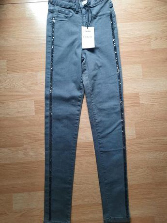 Cropp spodnie skinny