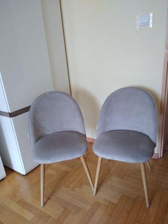 2 krzesła Soul Max, praktycznie nowe