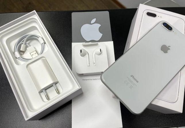 Iphone 8+ Plus 256fb neverlock Silver