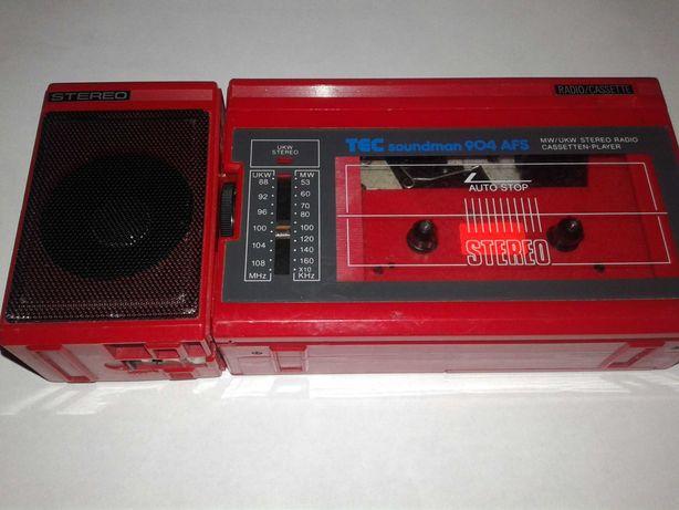 Walkman/Radio TEC soundman 904 AFS