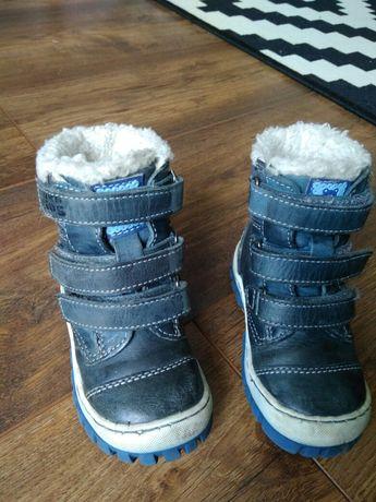 Buty zimowe dziecięce ocieplane Lasocki rozm. 22