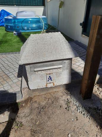 Caixa de Correio em cimento