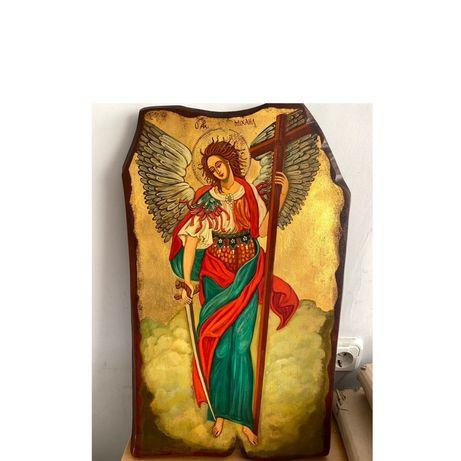 Икона Архангела Михаила  Масло