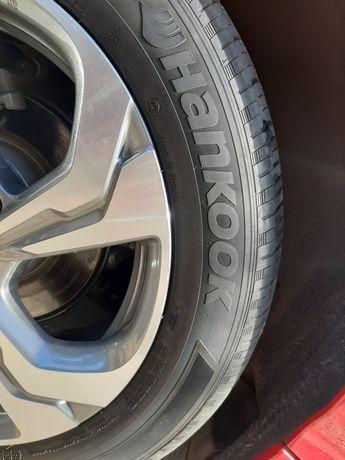 Продам резину Hankook Kinergy GT 2017 года