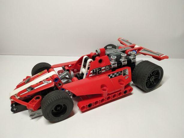 LEGO technic 42011 samochód wyścigowy wyścigówka
