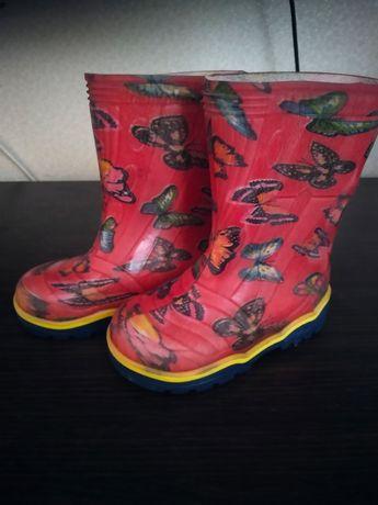 Резинові чоботи, гумочки, резиновые сапоги