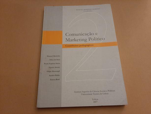 Comunicação e Marketing Político// Manuel Meirinho