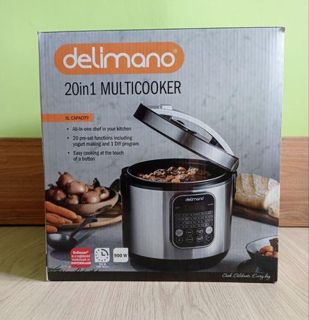 Multicooker Delimano nowy 20w1