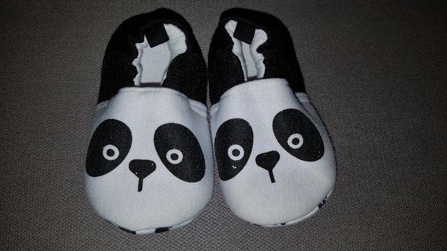 Buciki 3 pary. 12cm i 13cm i love dad, i love mom, pandy