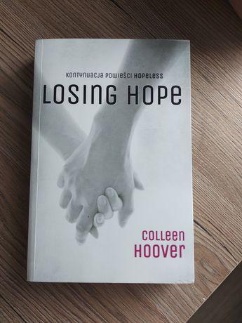 Losing hope Colleen Hoover