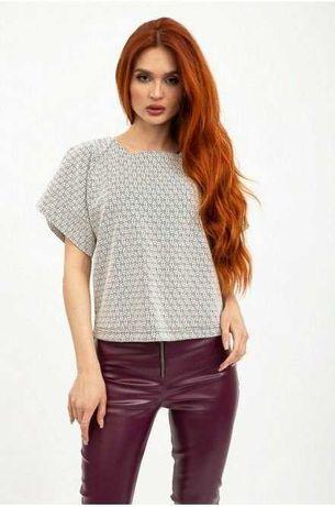 Новая блузка на наш 46-48 размер