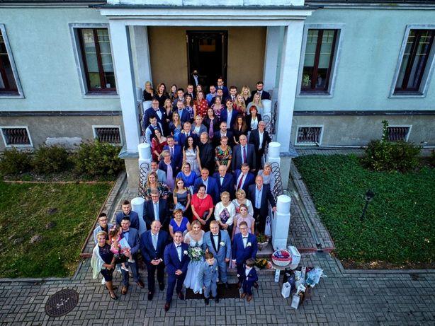 kamerzysta + fotograf na ślub + gratis dron Bydgoszcz i okolice