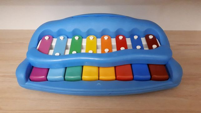 Развивающая игрушка пианино-ксилофон Little Tikes