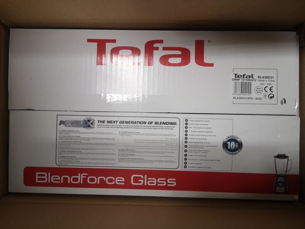 Blender TEFAL Blendforce 2 BL339D31 kielichowy