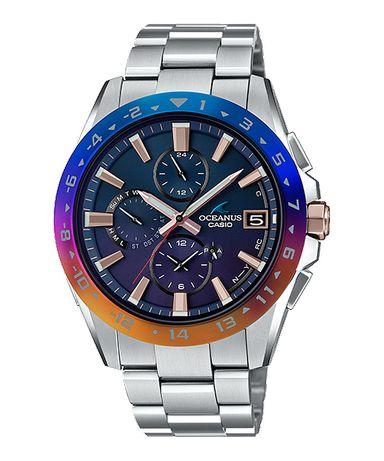 Часы Casio Oceanus OCW-T3000C-2A ! ОРИГИНАЛ! Гарантия 2 года!