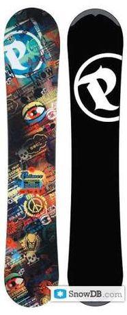 Snowboard Palmer Timeless 180 cm + Buty i wiązania! Okazja!