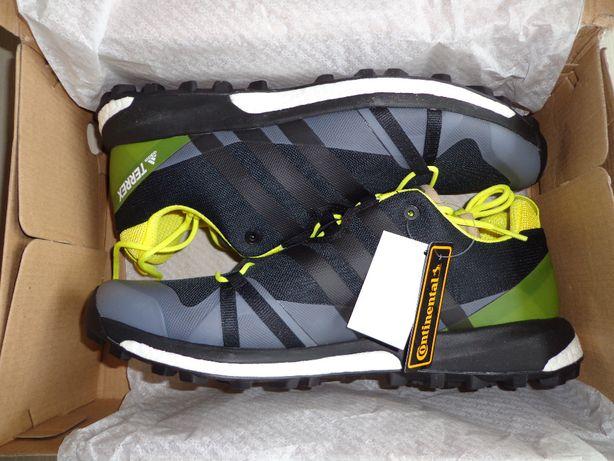 Adidas Terrex Agravic Boost новые кроссовки Continental