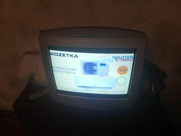 Телевизор  LG диагональ 21 дюйм