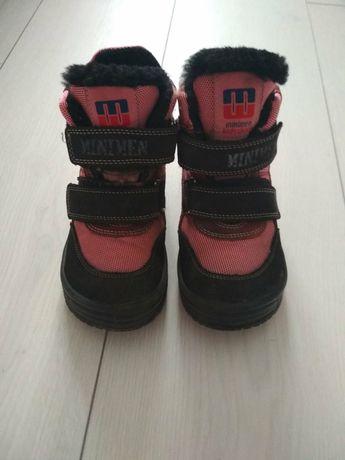 Ботинки зимние,фирменные,Minimen,чобітки зимові,черевички зима