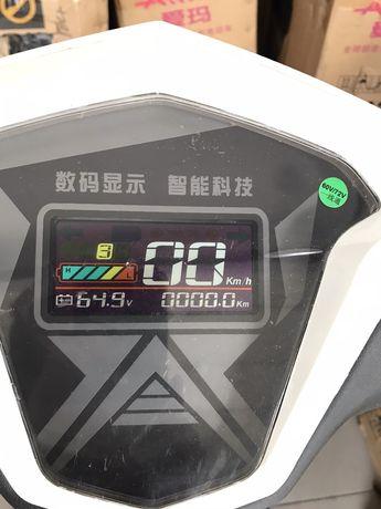 Новинка.Мощный електро скутер.