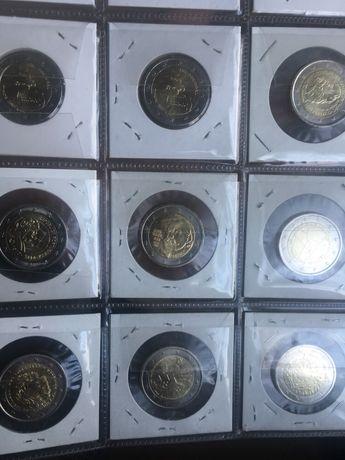 Todas moedas 2,00€ Portugal - Comemorativas