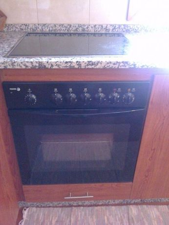 placa e forno encastrado