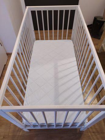 Materac niemowlęcy Vyssa IKEA