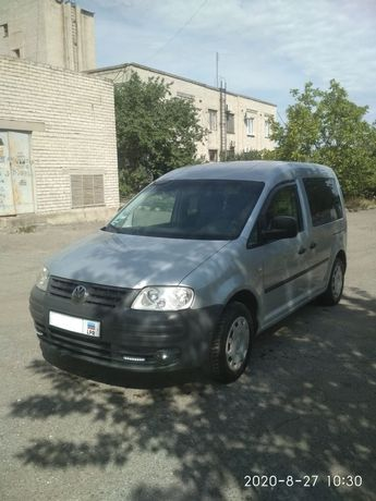 Volkswagen Caddy Метан