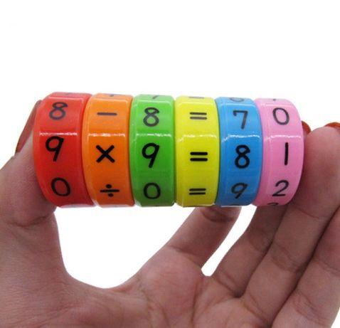 Математическая Игрушка•Умные Цифры Развивающая Логику и Устный счёт
