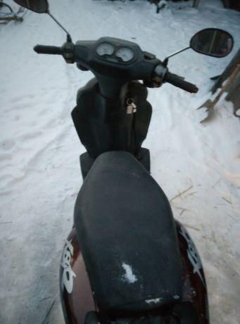 Мотоцикл скутер...