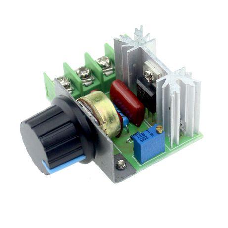 ELT031 - Regulador de velocidade para motor 50V-240V
