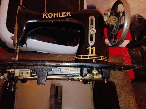 Kohler maszyna do szycia zabytkowa szafka