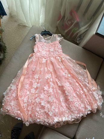Платье принцессы сша 3-4 года