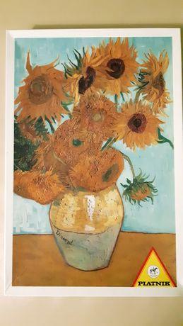 "Puzzle ""Słoneczniki""van Gogh"