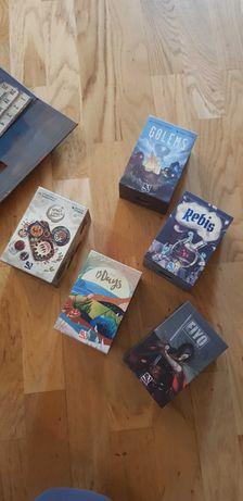 Matchbox Collection KS ALL IN - 5 gier, 4 playmaty + dodatki