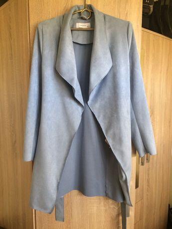 Płaszcz płaszczyk 34 XS reserved jak nowy bez wad jesień zima wiosna