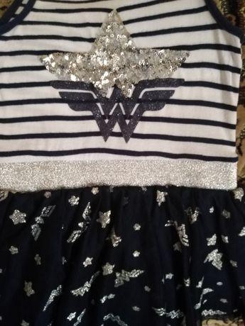 Плаття для дівчинки 3_4рочки