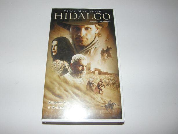 HIDALGO - Ocean Ognia / VHS PAL / Wersja PL