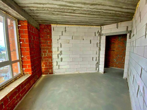 2к квартира 56 м2 с балконом в ЦЕНТРЕ!