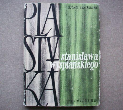 Plastyka Stanisława Wyspiańskiego, E. Skierkowska, 1958.