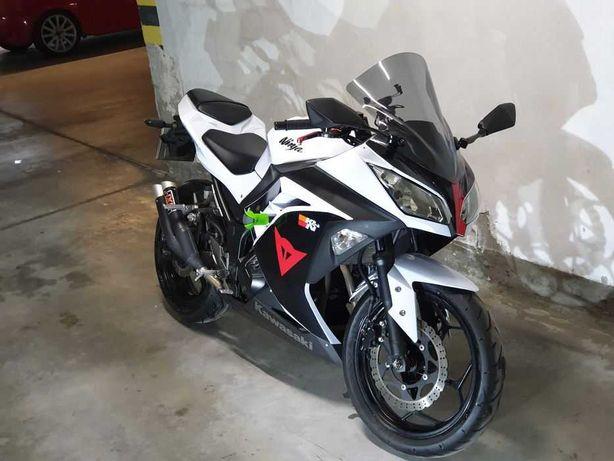 Kawaski Ninja 300 EX300 (2014)