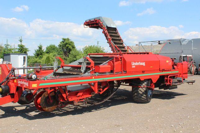 Kombajn do ziemniaków Kverneland UN 2600 GRIMME