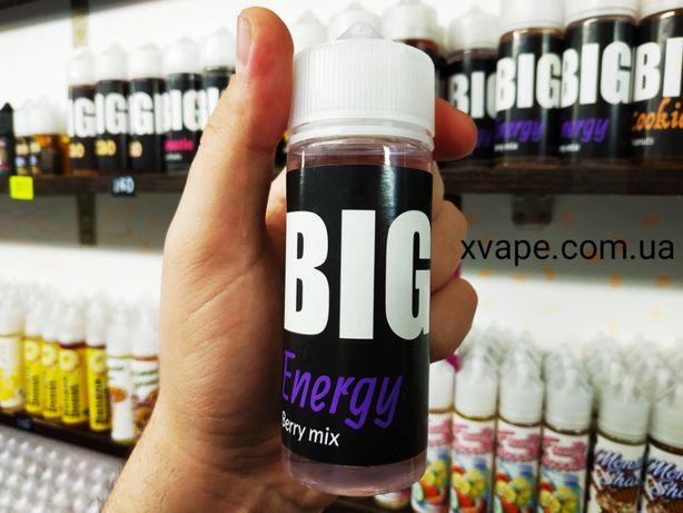 АКЦИЯ Жидкость для заправки электронных сигарет BIG BOY 120 вейп жижа