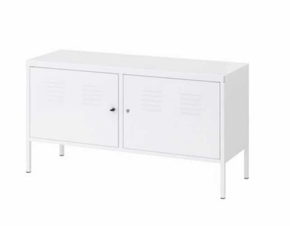 IKEA szafka PS biała komoda / 119x40x63 półka