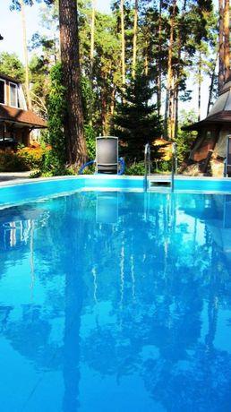 Сдам дом в Буче, бассейн, сауна участок 30 соток.