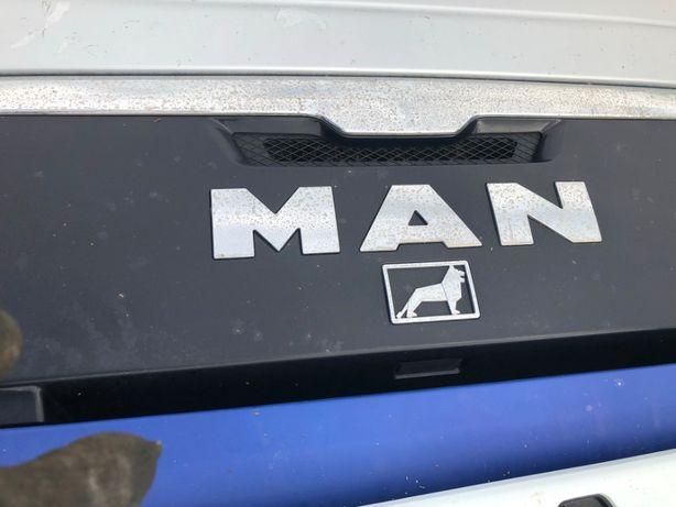Капот облицовка пластик кабины MAN TGX ман тгх. Разборка.