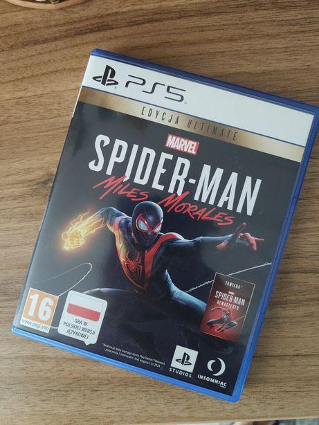 Spider-Man Miles Morales PS5