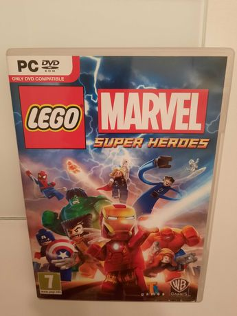 Gra PC DVD Lego Marvel - SUPER Heroes